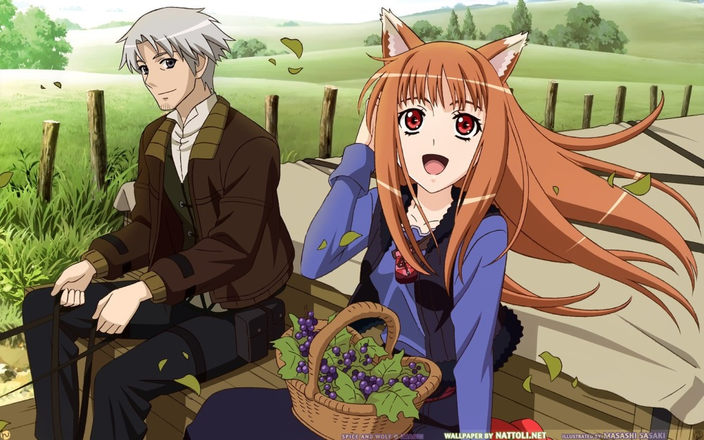 004_Spice and Wolf