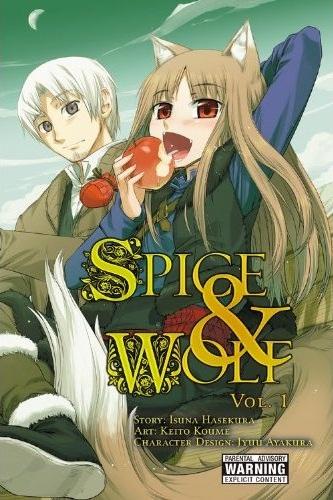Vor dem Anime kam der Manga (Bild von anime.contemplation.com)