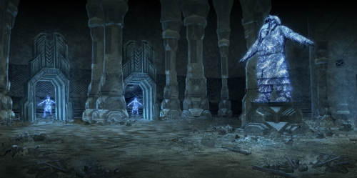 Die Hallen der Zwerge (Bild von Nortenyo)