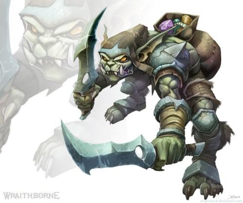 Der Unterschied zwischen Kobold und Goblin ist oft unklar (Bild von el-Grimlock)