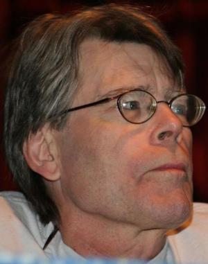 Stephen King -- Meister von Mystery und Horror (Bild von Pinguino)