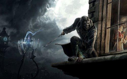 Ein neueres Steampunk-Szenario findet sich in Dishonored (Bild von WaveSeeker90)
