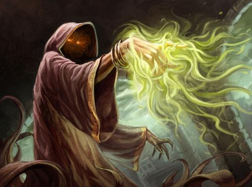 Schwarze Magier sind ebenso mächtig (Bild von Caprotti)