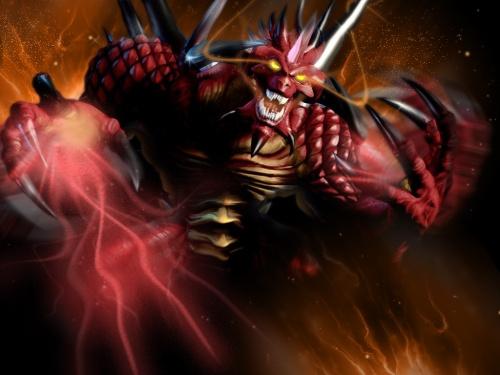 Diablo -- Ein dämon, wie er im Buche steht (Bild von TankJnr)