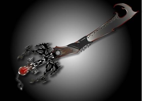 Schickes Schwert. Was das wohl kann? (Bild von That1_Kid)