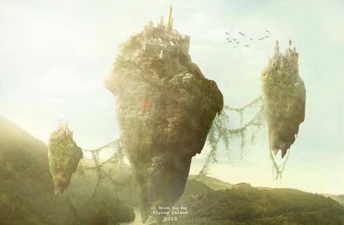So könnte diese Welt eines Tages aussehen (Bild von leebo-zing-ddh)