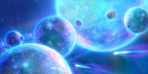 Ungezählte Welten (Bild von ANTIFAN-REAL)