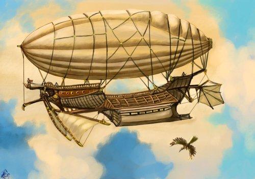 Kurz vorm Eintauchen in die Wolken (Bild von Crowsrock)
