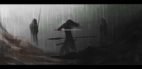 Die Bai Eíri - Jäger der Nacht (Bild von Aikurisu)