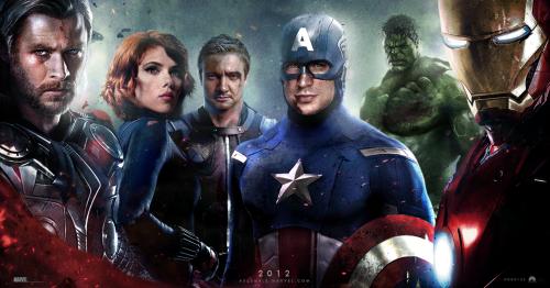 Bei den Avengers ist auch einer mit angeboreren Kräften dabei: Thor (Bild von hobo95)