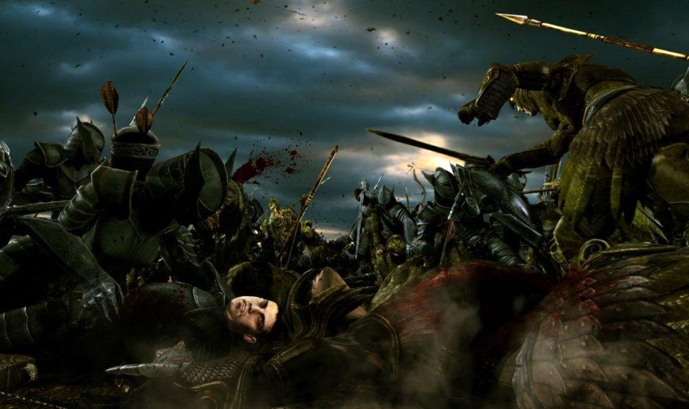 Nach der Schlacht... (Bild von LordHayabusa357)
